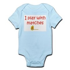Matches Infant Creeper