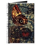 butterfly art Journal