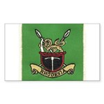Republic of Rhodesia Sticker (Rectangle)