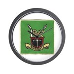 Republic of Rhodesia Wall Clock