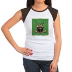 Republic of Rhodesia Women's Cap Sleeve T-Shirt