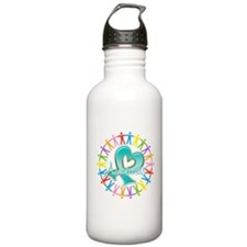 Ovarian Cancer Unite Water Bottle