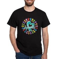 Ovarian Cancer Unite T-Shirt