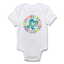 Ovarian Cancer Unite Onesie