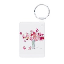 Cute Sweet pea Keychains