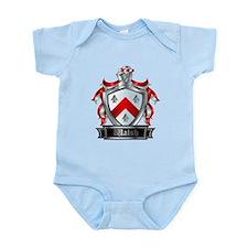 WALSH COAT OF ARMS Infant Bodysuit