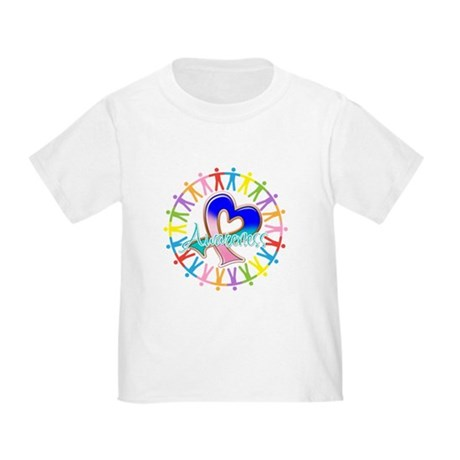 Thyroid Cancer Unite Toddler T-Shirt