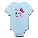 Cute New sister Infant Bodysuit