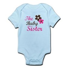 Cute Baby sister Infant Bodysuit