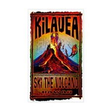 SKI KILAUEA Decal