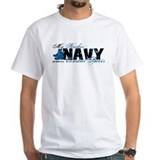 Brother Combat Boots - NAVY Shirt