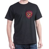 Texas Trooper Black T-Shirt