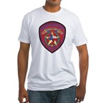 Texas Trooper Fitted T-Shirt