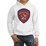 Texas Trooper Hooded Sweatshirt