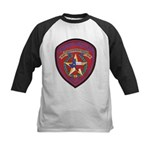 Texas Trooper Kids Baseball Jersey