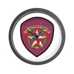 Texas Trooper Wall Clock