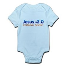 Jesus v2.0 Infant Bodysuit