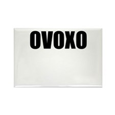 ovoxo Rectangle Magnet (10 pack)