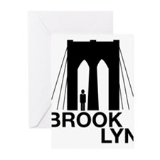 Brooklyn Greeting Cards (Pk of 20)