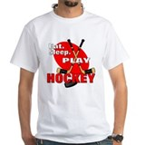 Eat Sleep Play Hockey  Shirt