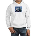 Football Fans Hooded Sweatshirt