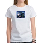 Football Fans Women's T-Shirt