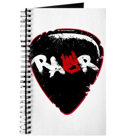 Rawr Guitar Pick Journal