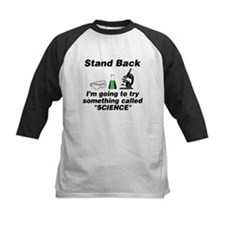 Stand Back It's Science Tee