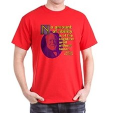 No Amount of Ability T-Shirt