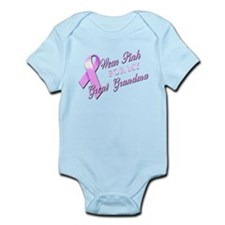 I Wear Pink for my Great Gran Infant Bodysuit