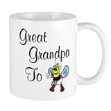 Great Grandpa To Bee Small Mug