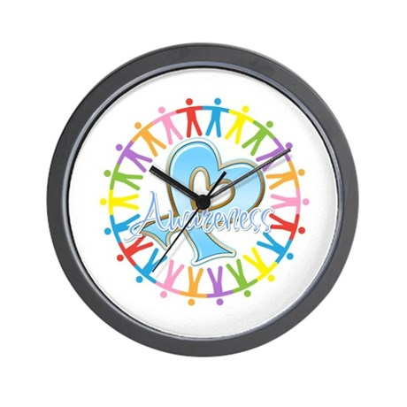 Thyroid Disease Unite Wall Clock