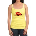 Eat Sleep Play Hockey Jr. Spaghetti Tank