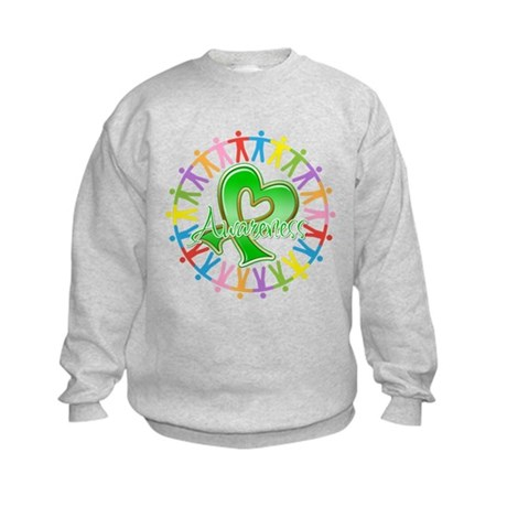 TBI Unite in Awareness Kids Sweatshirt