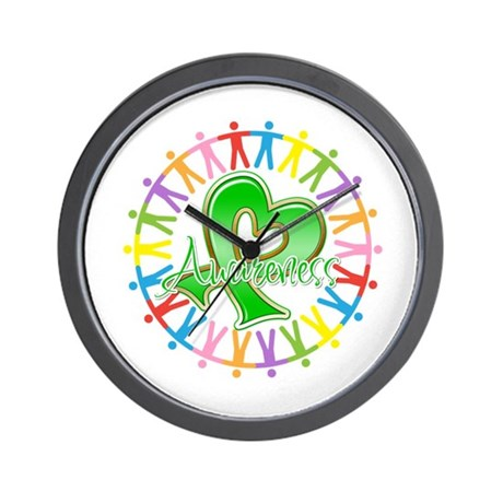 TBI Unite in Awareness Wall Clock