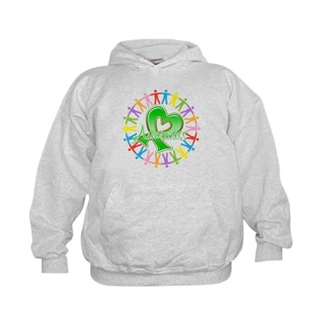 TBI Unite in Awareness Kids Hoodie