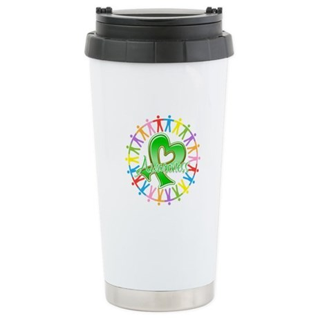 TBI Unite in Awareness Ceramic Travel Mug