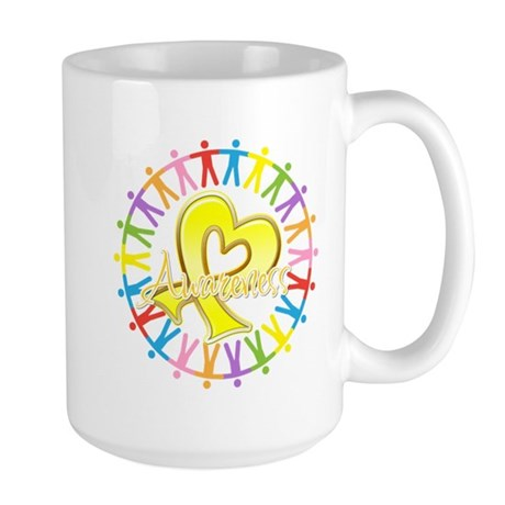 Suicide Prevention Unite Large Mug