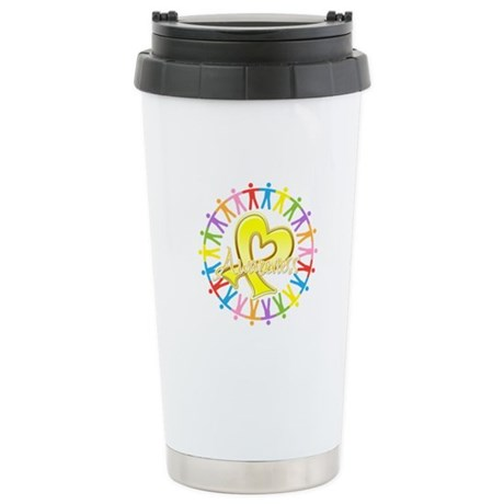 Suicide Prevention Unite Ceramic Travel Mug