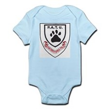 South Africa Anti-Terrorist Infant Bodysuit