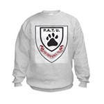 South Africa Anti-Terrorist Kids Sweatshirt