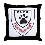 South Africa Anti-Terrorist Throw Pillow