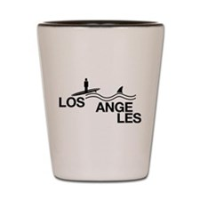 Los Angeles Shot Glass