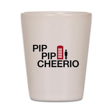 Pip Pip Shot Glass