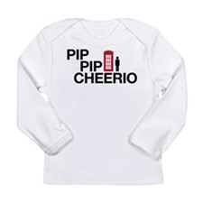 Pip Pip Long Sleeve Infant T-Shirt
