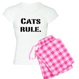 Cats Rule. pajamas