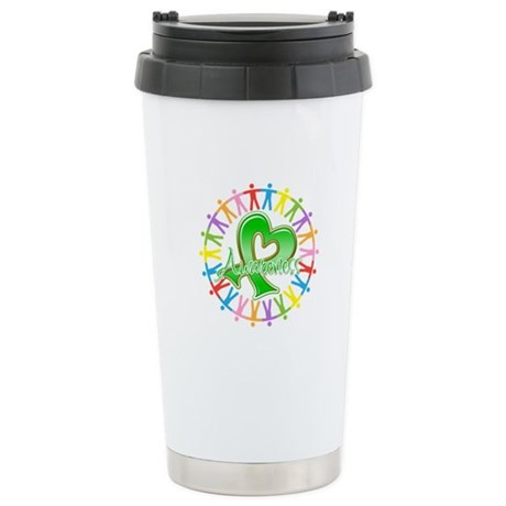 Spinal Cord Injury Unite Ceramic Travel Mug