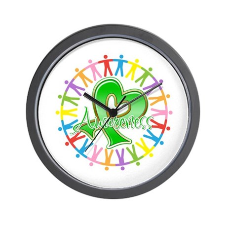 Spinal Cord Injury Unite Wall Clock
