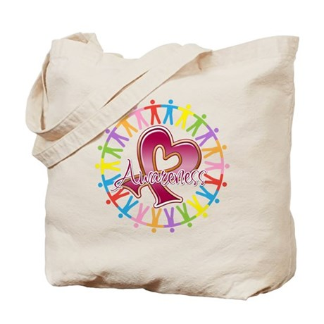 Sickle Cell Anemia Unite Tote Bag