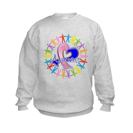 SIDS Unite in Awareness Kids Sweatshirt